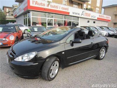"usata Peugeot 307 CC 1.6 16V ""GPL"" - Unico Proprietario - DA VETRINA"