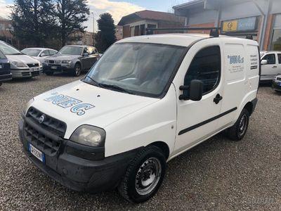 brugt Fiat Doblò 1.3 Multijet - 2005-UNICO PROPRIETARIO