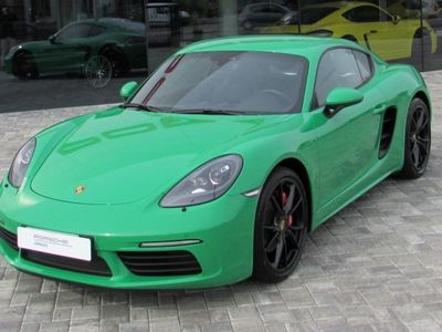 usata Porsche 718 Cayman S