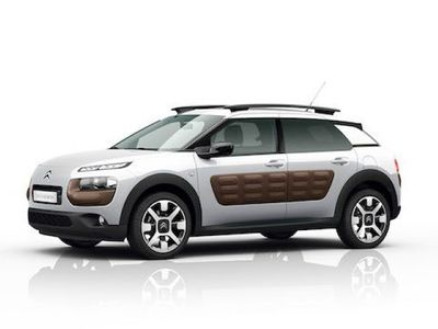 brugt Citroën C4 Cactus BlueHDi 100 S&S ORIGINS