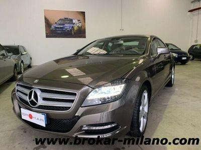 usata Mercedes CLS350 CDI BlueEFFICIENCY 4Matic - Euro 5