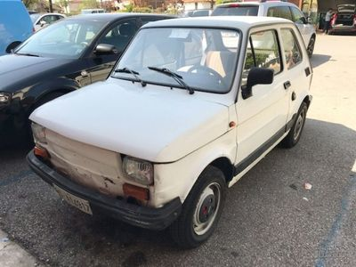 second-hand Fiat 126 650 - 1987