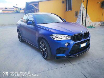 usata BMW X6 M50d individual performance