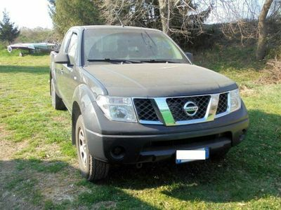 usata Nissan Navara 2.5 dCi 4 porte Double Cab