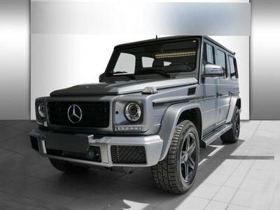 usata Mercedes G500 Limited Manufaktur Distr+ Standh Com. Shd