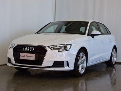 usata Audi A3 SPB 1.6 TDI 116 CV S tronic