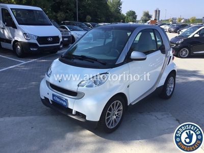 usata Smart ForTwo Coupé FORTWO1.0 mhd Passion 71cv