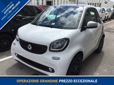 usata Smart ForTwo Coupé FORTWO 90 turbo twinamic Passion