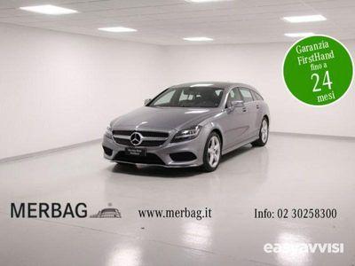 begagnad Mercedes CLS350 CLS 350 BlueTech S.B 4Matic PremiumBlueTech S.B 4Matic Premium