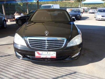 usata Mercedes S550 ClasseLunga Avantgarde Usato