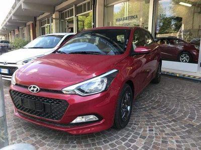 brugt Hyundai i20 1.2 5 porte Blackline rif. 9217714