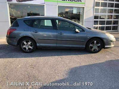 second-hand Peugeot 407 2.0 HDi aut. SW Executive automatica