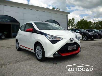 usata Toyota Aygo 1.0 VVT-i 72 CV 5 porte x-play