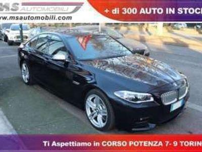 usata BMW 550 M d xDrive IVA ESPOSTA Unicoproprietario