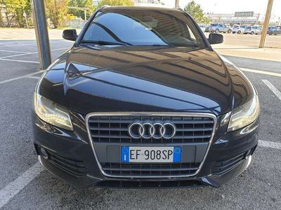 usata Audi A4 Avant 2.0 TDI 143CV Advanced Plus S-Line