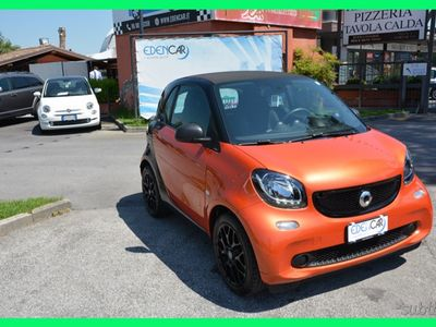 used Smart ForTwo Coupé 90 0.9 Turbo twinamic Passion