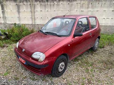 usata Fiat Seicento 1.1i cat Clima del 2003 usata a Ottaviano