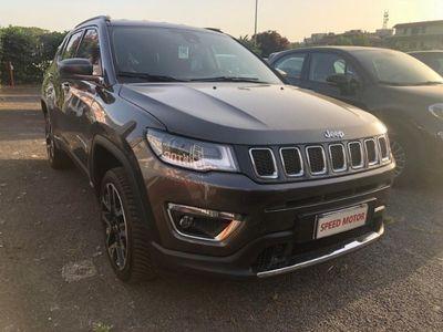 begagnad Jeep Compass CAR PLAY,AUTOMATICA,4WD, SENSORI,