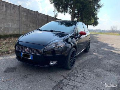 brugt Fiat Punto sport 1.3 mjt 90cv 2008