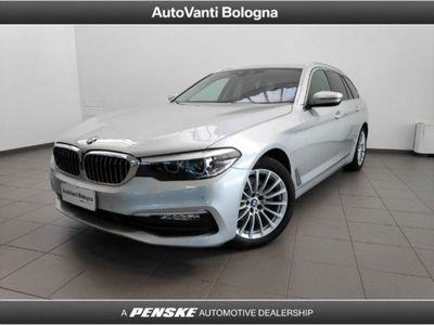 brugt BMW 520 Serie 5 d Touring Business