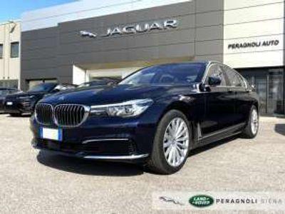 usata BMW 730 Serie 7 (G11/G12) d Eccelsa