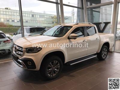 usata Mercedes X250 - VAN CLASSE Xd 4MATIC