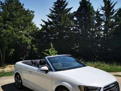 usata Audi A3 Cabriolet 1.6 TDI clean diesel Attraction