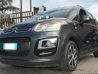 usata Citroën C3 Picasso 1.2 PureTech 110 Exclusive Led Bluetooth Km-39998