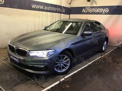 usata BMW 520 d aut. Business