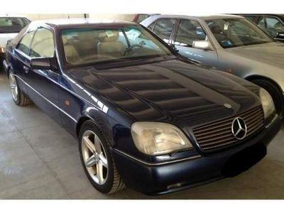 usata Mercedes CL500 500