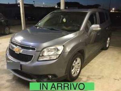 usata Chevrolet Orlando 2.0 D 130CV LT (NAVI+7 POSTI) GAR.24 MESI Diesel