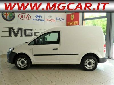 usata VW Caddy 2.0 Ecofuel 109 CV-METANO-CRUISE-PDC-GANCIO TRAINO rif. 11643915