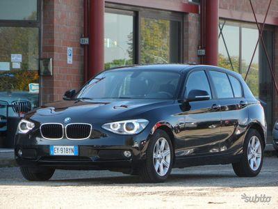 usata BMW 118 d 5p. Unique