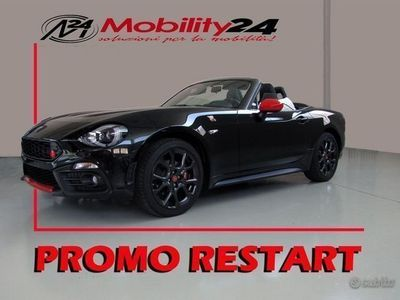 usata Abarth 124 Spider 1.4 Turbo MultiAir AT 170 CV Turismo VISIBILITY PL