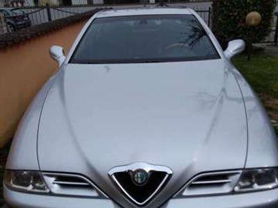 usata Alfa Romeo 166 2.0i 16V Twin Spark cat Distinctive