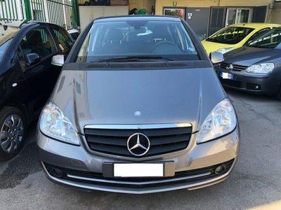 usata Mercedes A160 BlueEFFICIENCY Elegance KM CERTIF. PROV TOSCANA