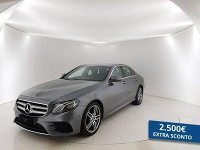 usata Mercedes E220 Premium 4matic auto