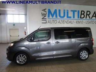 used Peugeot Traveller BlueHDi 150Cv 9posti Navi Doppia Porta Laterale