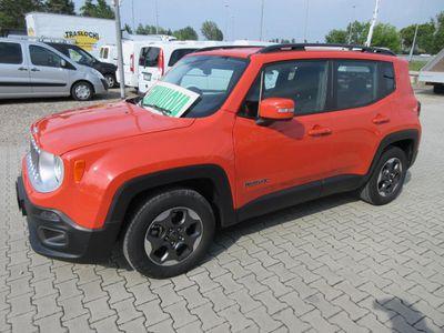used Jeep Renegade 1.6 Mjt 120 CV Longitude