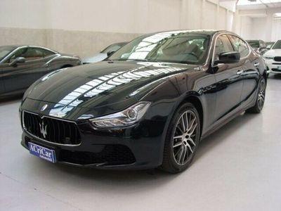 usata Maserati Ghibli 3.0 S Q4