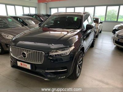 brugt Volvo XC90 XC90D5 AWD Geartronic Inscription