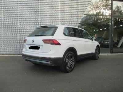 begagnad VW Tiguan 2.0 TDI DSG Comfortline BMT