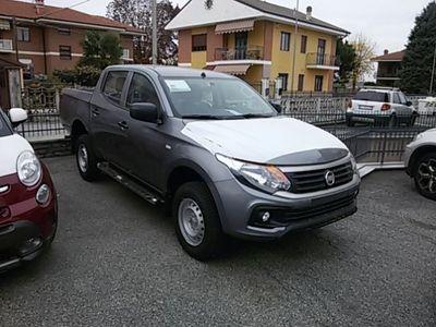 usata Fiat Fullback 2.4 M-JET LX DOPPIA CABINA KM 0 IVA ESCLUSA