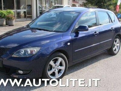 usata Mazda 3 1.6 TD 16V/109CV 5p. Hot DPF GANCIO TRAINO