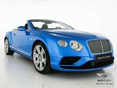 usata Bentley Continental GT W12 Convertible - List price 278.000
