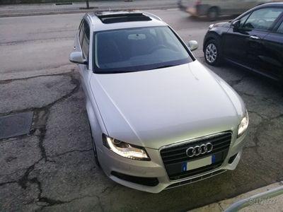 usata Audi A4 Avant Multitronic Advanced 2.0 TDI 143 CV