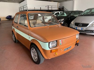 usata Fiat 126 replica allestimento giannini - 1981