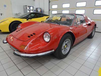 usata Ferrari Dino 246 GTS