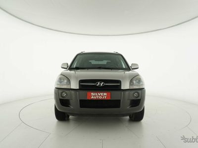 brugt Hyundai Tucson Tucson 2.0 CRDi 4WD aut. Sound Edition