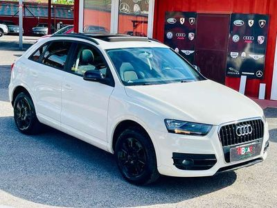 usata Audi Q3 2.0 TDI Advanced/unipro/garanzia/rate/permute/